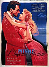 Minne - 11 x 17 Movie Poster - French Style C