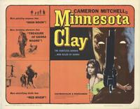 Minnesota Clay - 11 x 14 Movie Poster - Style B