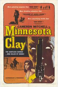 Minnesota Clay - 27 x 40 Movie Poster - Style A