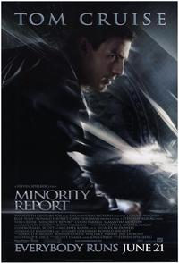Minority Report - 27 x 40 Movie Poster - Style A