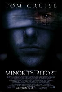 Minority Report - 27 x 40 Movie Poster - Style B