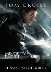 Minority Report - 27 x 40 Movie Poster - Style C