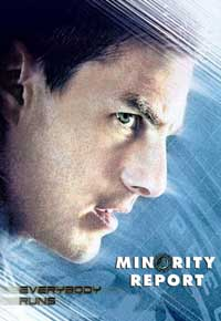 Minority Report - 27 x 40 Movie Poster - Style G