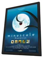 Minuscule - 11 x 17 Movie Poster - Style A - in Deluxe Wood Frame