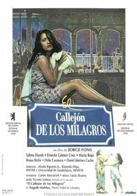 Miracle Alley - 11 x 17 Movie Poster - Spanish Style A