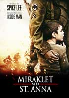 Miracle at St. Anna - 11 x 17 Movie Poster - Swedish Style A