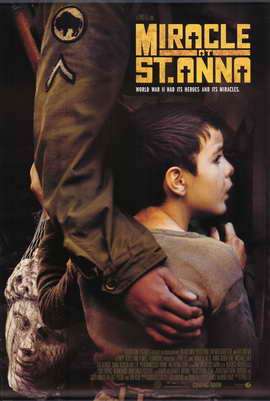 Miracle at St. Anna - 27 x 40 Movie Poster - Style A
