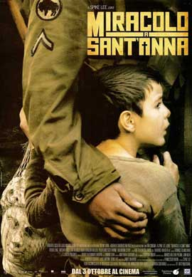 Miracle at St. Anna - 27 x 40 Movie Poster - Italian Style A