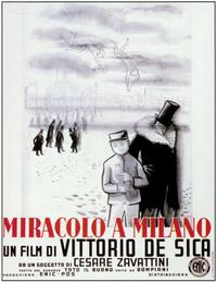 Miracle in Milan - 11 x 17 Poster - Foreign - Style B