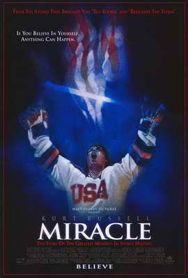 Miracle - 27 x 40 Movie Poster - Style A