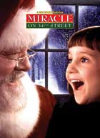 Miracle on 34th Street - 11 x 17 Movie Poster - Style D