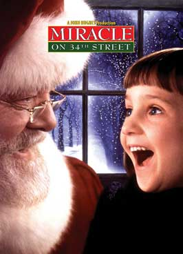 Miracle on 34th Street - 27 x 40 Movie Poster - Style D