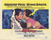 Mirage - 11 x 14 Movie Poster - Style A