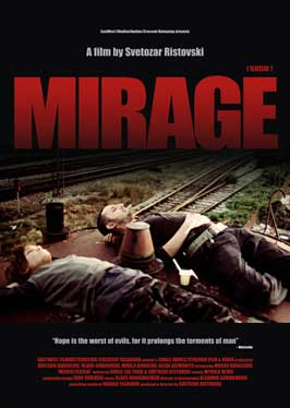 Mirage - 11 x 17 Movie Poster - UK Style A