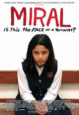 Miral - 11 x 17 Movie Poster - Style A