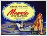 Miranda - 11 x 14 Movie Poster - Style A