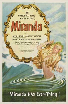 Miranda - 11 x 17 Movie Poster - Style A
