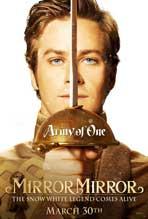 Mirror Mirror - 11 x 17 Movie Poster - Style E