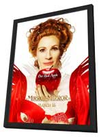 Mirror Mirror - 11 x 17 Movie Poster - Style C - in Deluxe Wood Frame