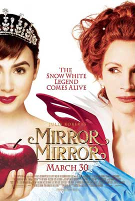 Mirror Mirror - 27 x 40 Movie Poster - Style A
