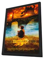 MirrorMask - 11 x 17 Movie Poster - Style A - in Deluxe Wood Frame