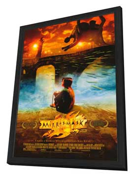 MirrorMask - 27 x 40 Movie Poster - Style B - in Deluxe Wood Frame