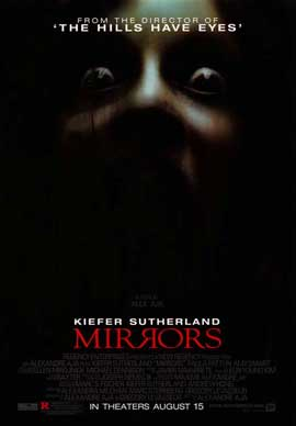 Mirrors - 27 x 40 Movie Poster - Style B