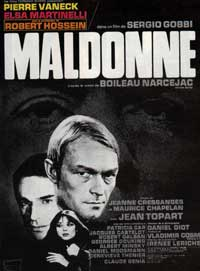 Misdeal - 11 x 17 Movie Poster - French Style A