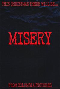 Misery - 27 x 40 Movie Poster - Style A