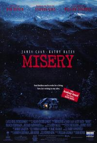Misery - 27 x 40 Movie Poster - Style B