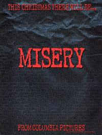 Misery - 27 x 40 Movie Poster - Style C