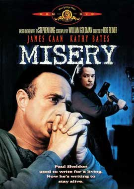 Misery - 11 x 17 Movie Poster - Style D