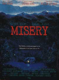 Misery - 11 x 17 Movie Poster - French Style A