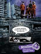 Misfits - 11 x 17 TV Poster - Style A