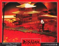Mishima: A Life in Four Chapters - 11 x 14 Poster German Style H