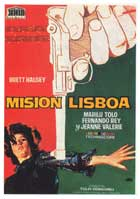 Mision Lisboa - 11 x 17 Movie Poster - Spanish Style A