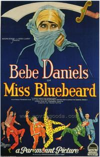 Miss Bluebeard - 43 x 62 Movie Poster - Bus Shelter Style A