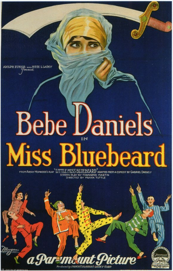 Miss Bluebeard movie