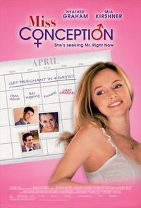 Miss Conception - 11 x 17 Movie Poster - Style A