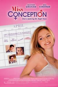 Miss Conception - 27 x 40 Movie Poster - Style A