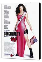 Miss Congeniality - 11 x 17 Movie Poster - Style A - Museum Wrapped Canvas