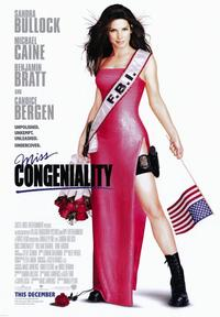 Miss Congeniality - 43 x 62 Movie Poster - Bus Shelter Style A