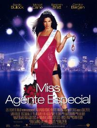 Miss Congeniality - 43 x 62 Movie Poster - Spanish Style A