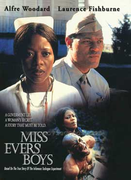 Miss Evers' Boys - 27 x 40 Movie Poster - Style A