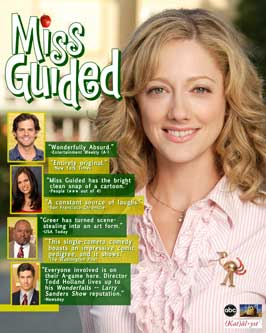 Miss Guided (TV) - 43 x 62 TV Poster - Style A