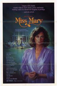 Miss Mary - 27 x 40 Movie Poster - Style A