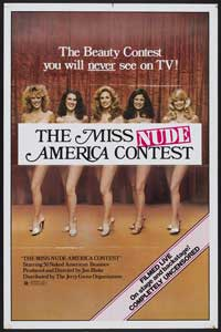 Miss Nude America - 27 x 40 Movie Poster - Style A
