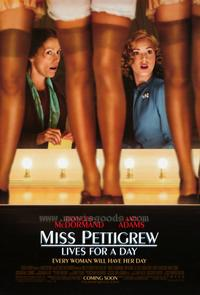 Miss Pettigrew Lives For A Day - 43 x 62 Movie Poster - Bus Shelter Style A