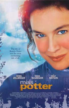Miss Potter - 11 x 17 Movie Poster - Style A