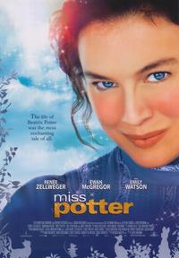 Miss Potter - 43 x 62 Movie Poster - Bus Shelter Style A
